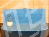 Koupelnová předložka ZX Capry - středně modrá