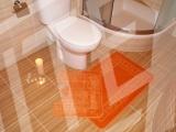 Koupelnová předložka MELOUN