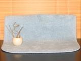 Koupelnová předložka ZX Capry - sv. modrá