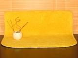 Koupelnová předložka ZX Capry - žlutá