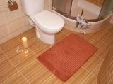 Koupelnová předložka CIHLOVÁ